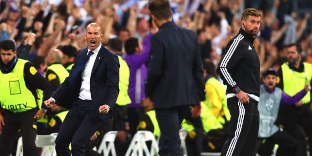 לא מאמן גדול. מאמן ריאל מדריד ענק
