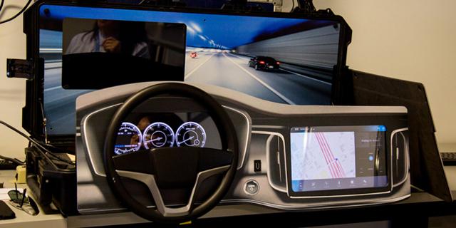 מסתערת על הכביש: אינטל רוצה לבנות מוח שבבי למכוניות אוטונומיות