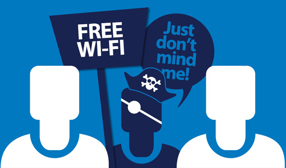 מלכודת ה-WiFi
