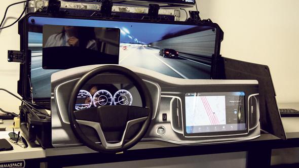 ה מכוניות ה אוטונומיות שאינטל מפתחת עם מובילאיי 2, צילומים: Intel Corporation