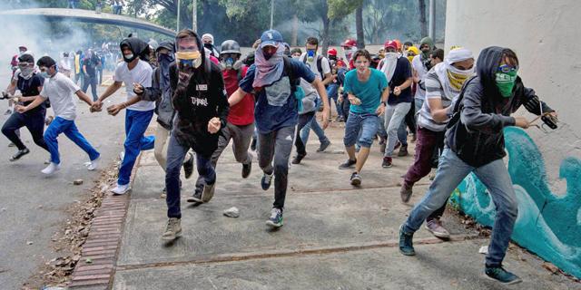 64% מתושבי ונצואלה איבדו משקל בשנה האחרונה עקב מחסור במזון