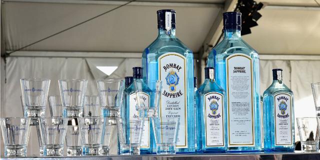 ריקול לג'ין המפורסם של בקארדי: הכיל כמות כפולה של אלכוהול