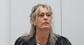 השופטת חנה פלינר , צילום: אוראל כהן