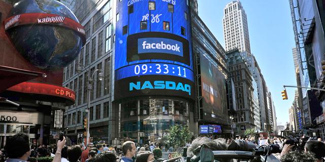 פייסבוק איבדה 2.6%; אמזון עקפה את גוגל בשווי שוק