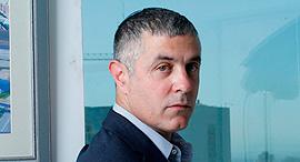 """מגזין השקעות 10.5.17 ג'יי צביבל מנכ""""ל הארבור גרופ, צילום: עמית שעל"""