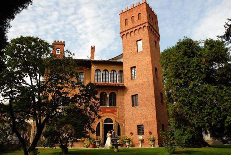 Villa Castello, איטליה