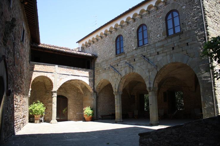 Castello di Mugnana, איטליה