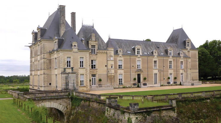 Chateau de Jalesnes, צרפת