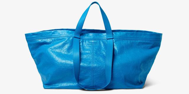 הדברים המטורפים שאנשים עושים עם השקית הכחולה של איקאה