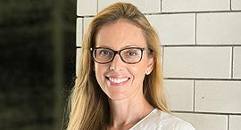 """דנה ארגוב טיקוצקי, מנכ""""לית עיגול לטובה, צילום: אוראל כהן"""