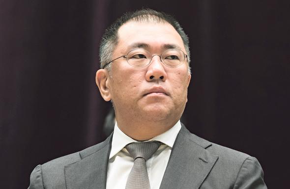 צ'ונג יואי סון. היורש היחיד של קונצרן יונדאי