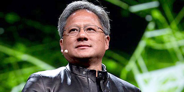 Jensen Huang, co-founder and CEO of Nvidia. Photo: Nvidia