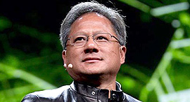 Nvidia founder and CEO Jensen Huang. Photo: Nvidia