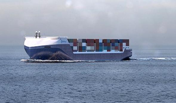 ספינה אוטונומית, צילום: green car report