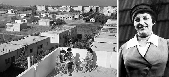 לוטה כהן ושכונת רסקו שתכננה בצפון תל אביב. האדריכלית העברית הראשונה