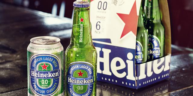 בקרוב גם בישראל: הייניקן משיקה בירה ללא אלכוהול