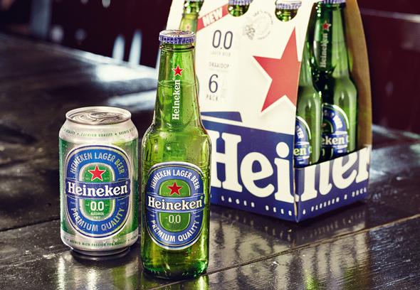 הייניקן 0.0 - בירה ללא אלכוהול, צילום: Heineken