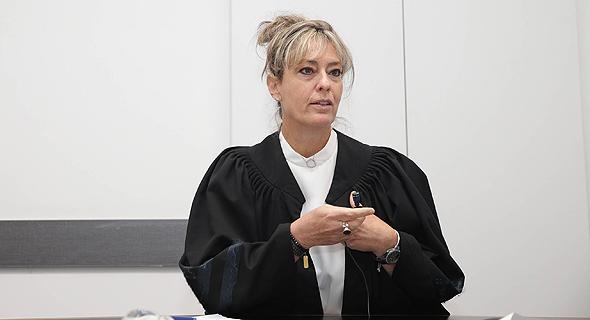 """השופטת חנה פלינר ביהמ""""ש המחוזי בת""""א, צילום: אוראל כהן"""