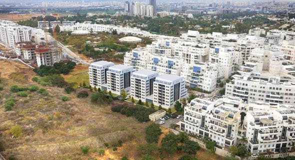 """הדמיית פרויקט """"דירה להשכיר"""" שכונת המשתלה. 136 דירות ייבנו למטרת שכירות ארוכת טווח"""
