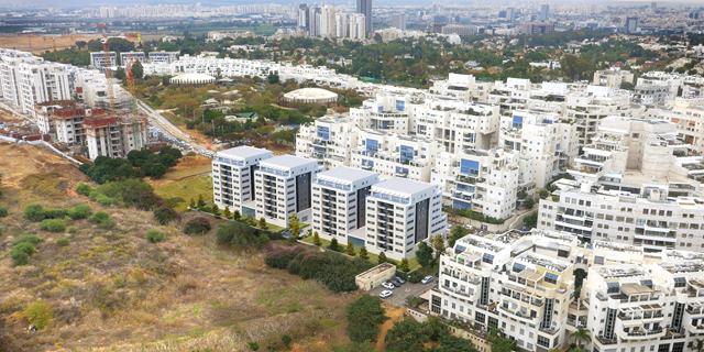 """הדמיית פרויקט """"דירה להשכיר"""" שכונת המשתלה. 136 דירות ייבנו למטרת שכירות ארוכת טווח, הדמיה: אסף פרץ"""