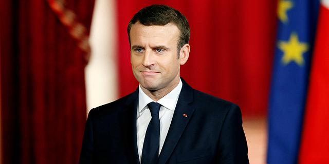 """אפקט מקרון הזניק את השקעות הנדל""""ן המסחרי בצרפת"""