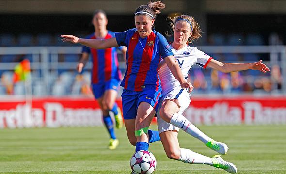 בברצלונה מקווים להתחיל להתחרות בליגה עד עונת 2018, ובכך להפוך לקבוצה האירופית הראשונה שמצטרפת לליגה, המורכבת כיום מ-10 קבוצות מרחבי המדינה