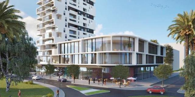 עפולה: העיריה יזמה בניית מגדל שיותר משליש מהדירות בו מיועדות לדיור בר השגה