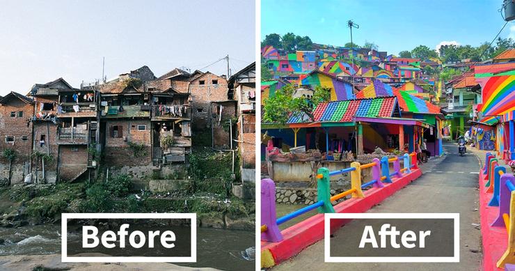 לפני ואחרי, צילום: Flipboard
