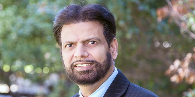 """בהאראט סאנגאני יו""""ר ומייסד אנקור, צילום: מתוך אתר חברת אנקור"""