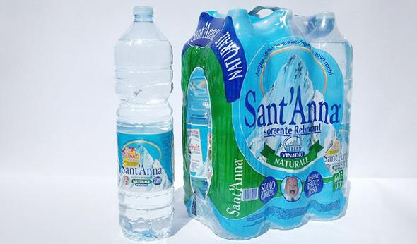 מים מינרלים סנט אנה סנטה אנה איטליה מותג פרטי שופרסל