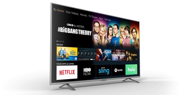 אלקסה, תעבירי ערוץ: אמזון נכנסת לטלוויזיה