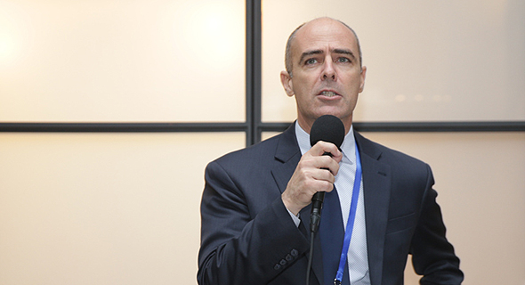 Inon Elroy, Israel's economic minister to North America. Photo: Orel Cohen