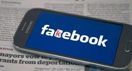 חדשות מזויפות בפייסבוק, צילום: The Telegraph