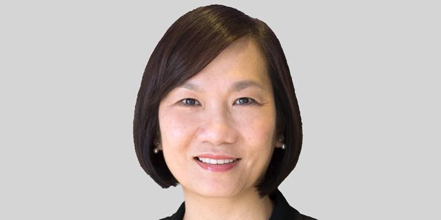 "הלן וונג - מנכ""לית בנק HSBC סין והונג קונג"