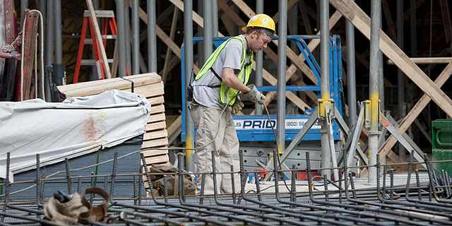 משרד הפנים: 16,700 דירות חדשות אושרו לבנייה ברבעון הראשון של 2012