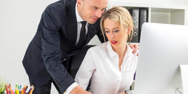 """הלמ""""ס: שליש מההטרדות המיניות של נשים - במקום העבודה"""