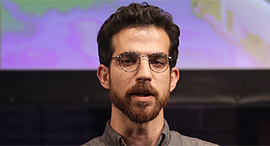 Moti Cohen, CEO and Co-Founder of Apester. Photo: Orel Cohen