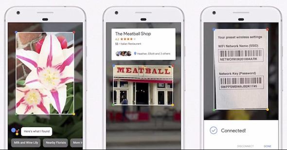 גוגל מפתחים מציאות מוגברת 3, צילום: Notey