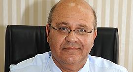 """פרופ' חזי לוי , מנהל ביה""""ח ברזילי, צילום: דוד  אביעוז"""