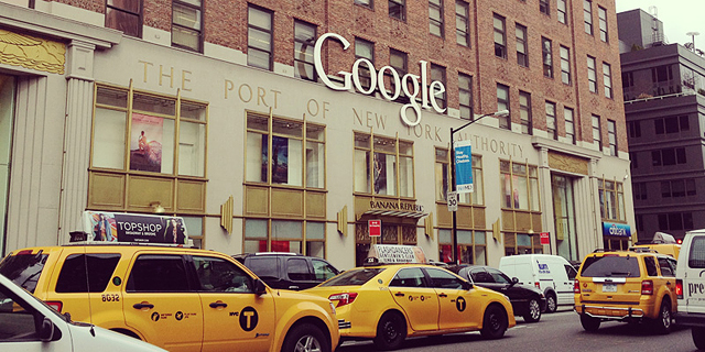 מטה גוגל בניו יורק, צילום: daccny