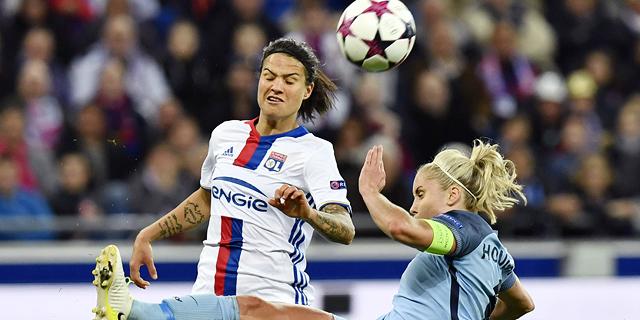 סקר: ילדות שמשחקות כדורגל הן בעלות ביטחון עצמי גבוה יותר