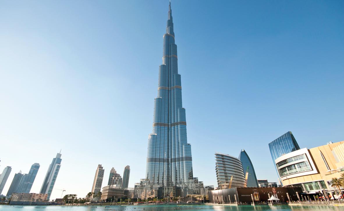 פוטו המקומות הכי גבוהים בעולם בניין בורג חליפה דובאי, צילום: שאטרסטוק