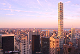 בניין המגורים הגבוה בעולם בניו יורק, צילום: שאטרסטוק