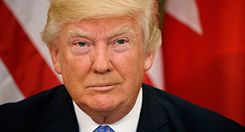 טראמפ, צילום: איי פי