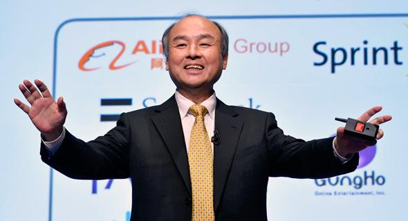 """מסאיושי סון, מנכ""""ל סופטבנק"""