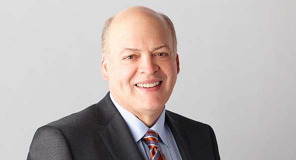 """מנכ""""ל פורד החדש ג'ים האקט"""