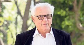 "מגזין נדל""ן 24.5.17 אדריכל פרופ' שמאי אסיף, צילום: אוראל כהן"
