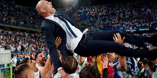 10 הערות על האליפות של ריאל מדריד