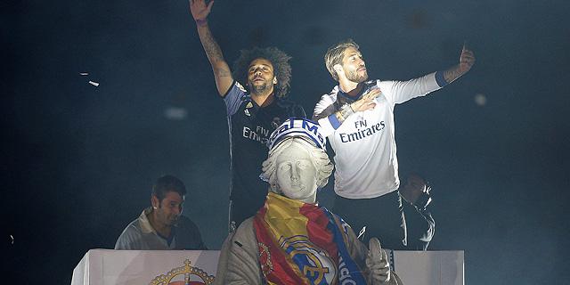 בריאל מדריד יחגגו אליפות עם חוזה בשווי מיליארד יורו עם אדידס