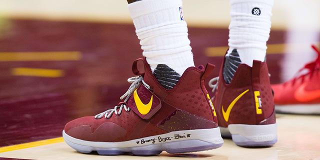 חוזי חסות הנעליים האישיים הכי גדולים ב-NBA: ג'ורדן בראש